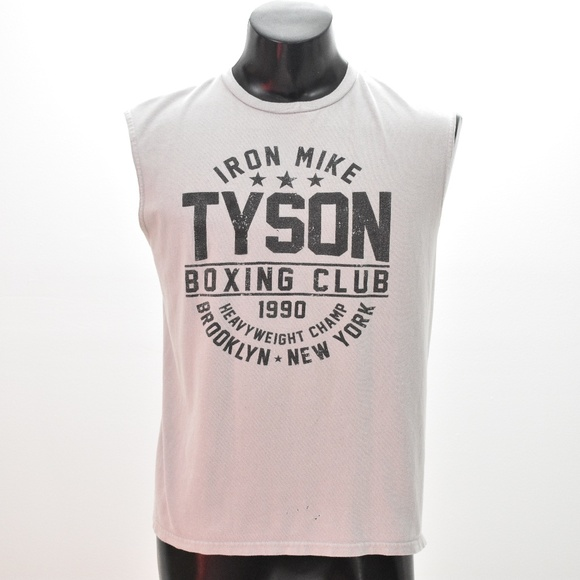 cbadf1cf7c45 Men s Mike Tyson Boxing Club Muscle Tank Top M. M 5c3a78ff34a4ef23f7e76d4f